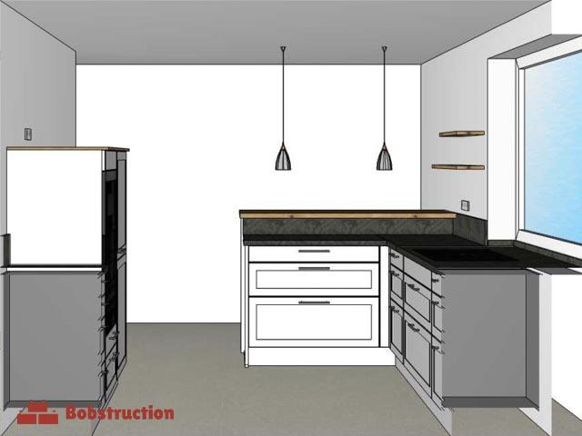 Unsere Küche - 1